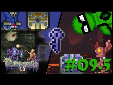 Terraria - The Dungeon & Shadow Chests #9.5