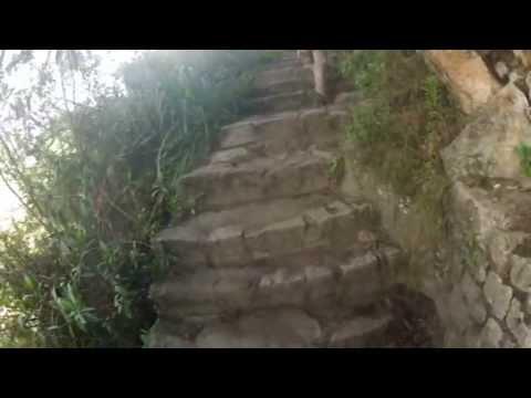Huayna Picchu Climb, December 1, 2012