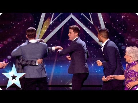 Jack Pack are in the Final | Britain's Got Talent 2014