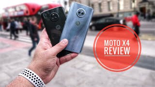 Motorola Moto X4 Full Detailed Review