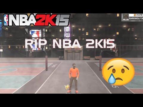 NBA 2K15 SERVERS DOWN • RIP 2K15 🔥🔥🔥
