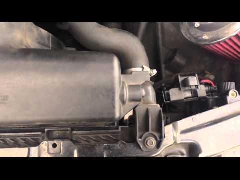 TIP On Expansion Tank Vent Hose 97-03 BMW 5-SERIES E39 528I 540I M5 M52