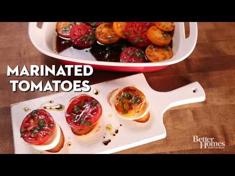 Three New Ways with Tomatoes That Require Zero Cooking