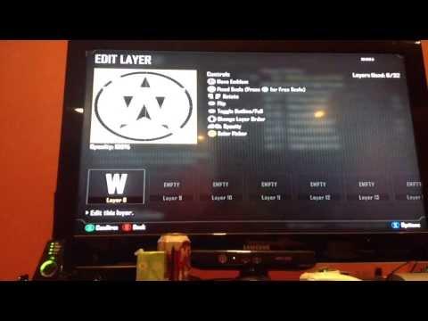 War Emblem tutorial #2 with clan tag