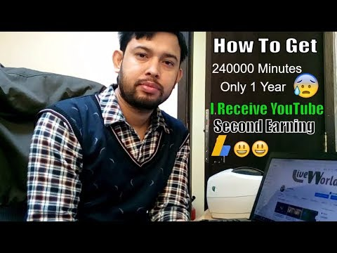How to increase watch time on YouTube || YOUTUBE HELP || Tips And Tricks [ Hindi : Urdu]