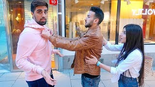 MEETING HER BROTHER **AWKWARD**