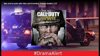 Call of Duty Game Turns Deadly! #DramaAlert INTERVIEW!
