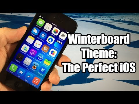 iOS 7 Winterboard Themes: The Perfect iOS