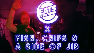 How I got free guestlist for life from Eats Everything. - Fish and Chip shop rave