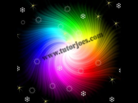 How to Create Background Design Photoshop CS3 In Tamil