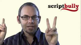 How To Write A Script That Doesn T Suck Secret To Writing A Screenpla