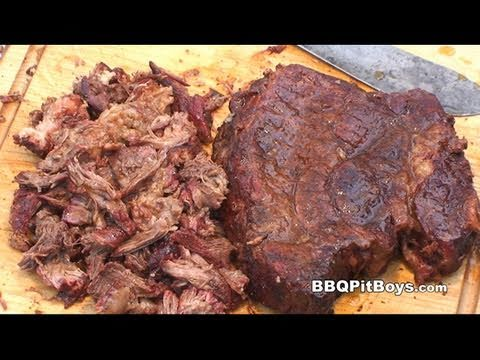 Chuck Roast recipe by the BBQ Pit Boys