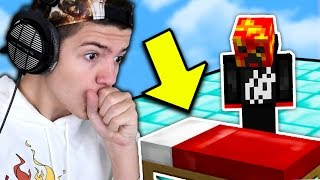 THIS IS SUPER RISKY! (Minecraft Bed Wars)