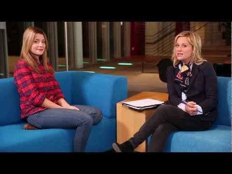 Grace Helbig: Smart Girls w/ Amy Poehler
