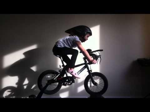 Tiger Frog TF100 'Mini' - Kids Aero bike fitting