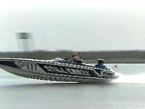 STILLCRAZY World Record run 1983