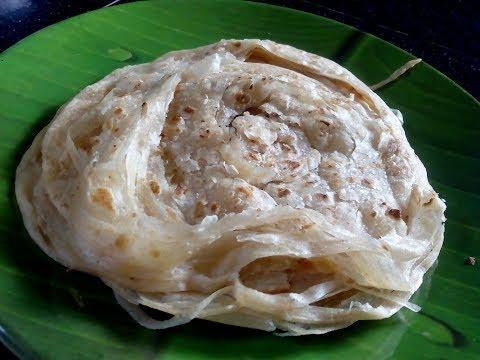 soft wheat & maida Parotta