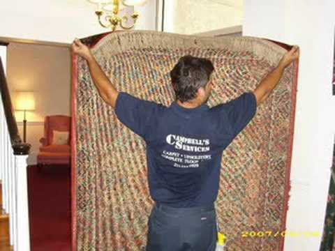 Oriental Cleaning - Campbell's Service - (c)2008