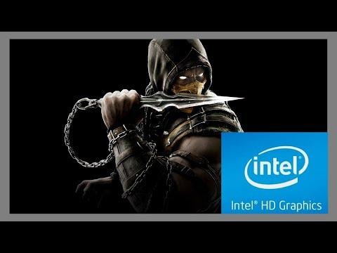 Mortal Kombat X on Intel HD/Intel Celeron N3060
