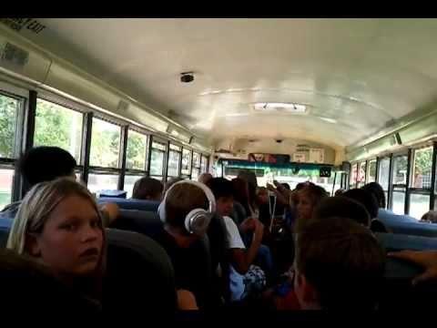 Last Day of School Bus Prank