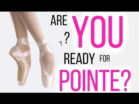 Are You Ready for Pointe? (beginner FAQs)