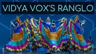 Rang Lo (Shankar Tucker feat. Vidya Vox) | Kruti Dance Academy Choreography