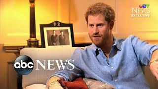 No royal wants to be king or queen, Prince Harry says