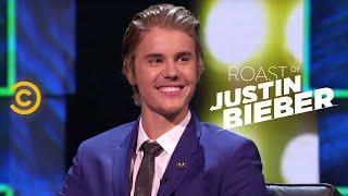 Roast of Justin Bieber - The Eight Harshest Bieber Slams - Uncensored