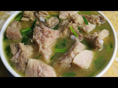 Awesome Cooking Pork Ribs Soup With Taro Delicious Recipe / Cook Pork Ribs Recipes
