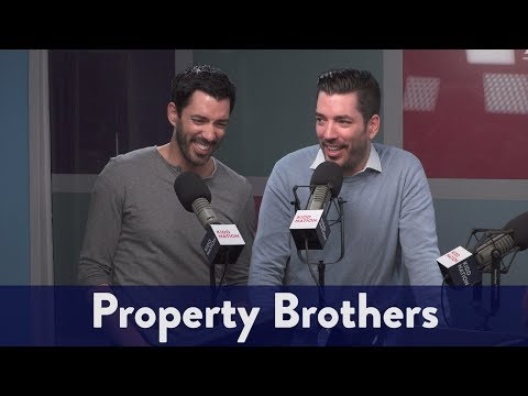 Property Brothers In Studio!