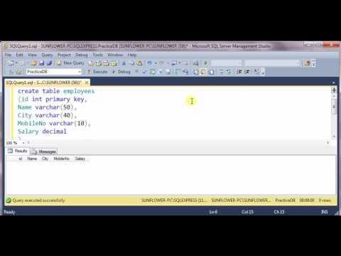 Bulk Insert CSV data into SQL Server table (query)