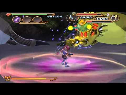 Dark Cloud 2 Shingura Village Boss PCSX2