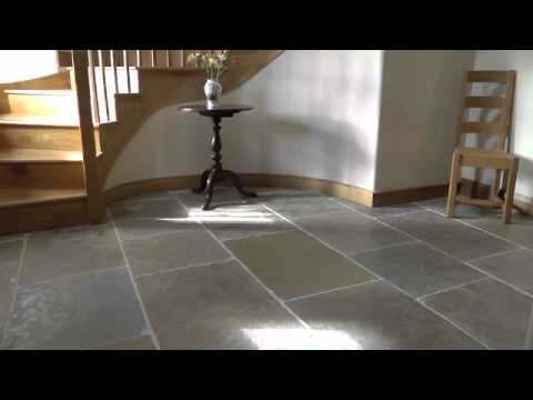 Limestone tiles and Limestone flooring from White-Hall Stone, Hereford