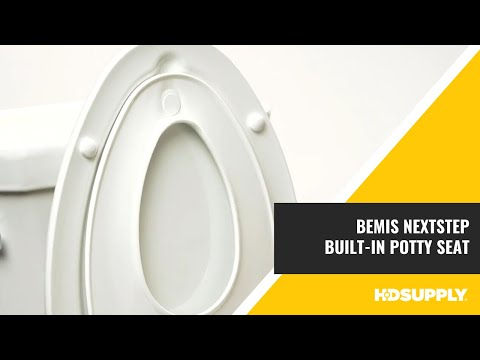Bemis NextStep Built-in Potty Seat - HD Supply Facilities Maintenance
