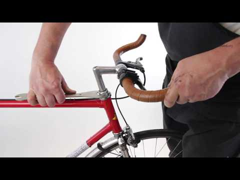 Adjust The Bike Headset On A Threaded Steerer