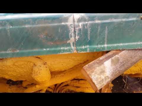 Hot Tub Demolition Part 2