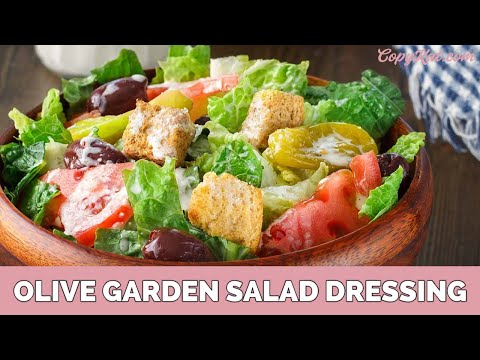 Olive Garden Salad Dressing - CopyKat.com