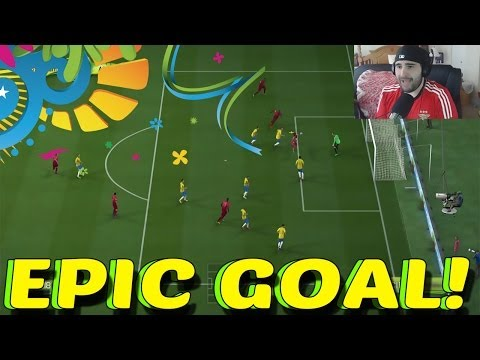AWESOME FINISH TO THE FINAL!! FIFA 14 Ultimate Team World Cup