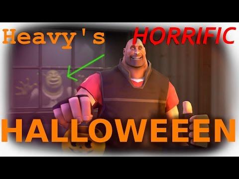 Heavy's Horrific Halloween 2014 (SFM)