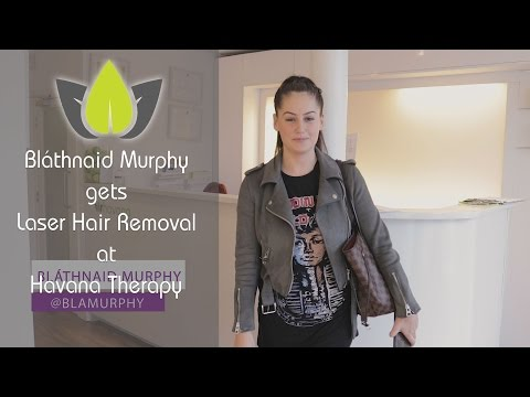 Laser Hair Removal with Blathnaid Murphy