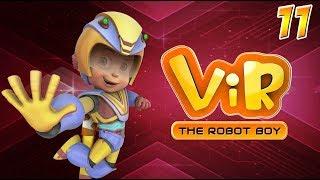 Vir: The Robot Boy | Hindi Cartoon Series For Kids | The Turtle Alien | Action Cartoons | Wow Kidz