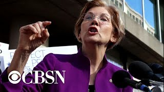 Elizabeth Warren releases DNA test results, lays groundwork for a presidential run