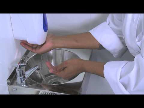 Food safety coaching (Part 1): Handwashing
