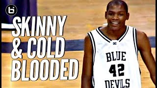 Kevin Durant High School MIXTAPE!! SKINNY & COLDBLOODED! When He REALLY WAS The SLIM REAPER!!