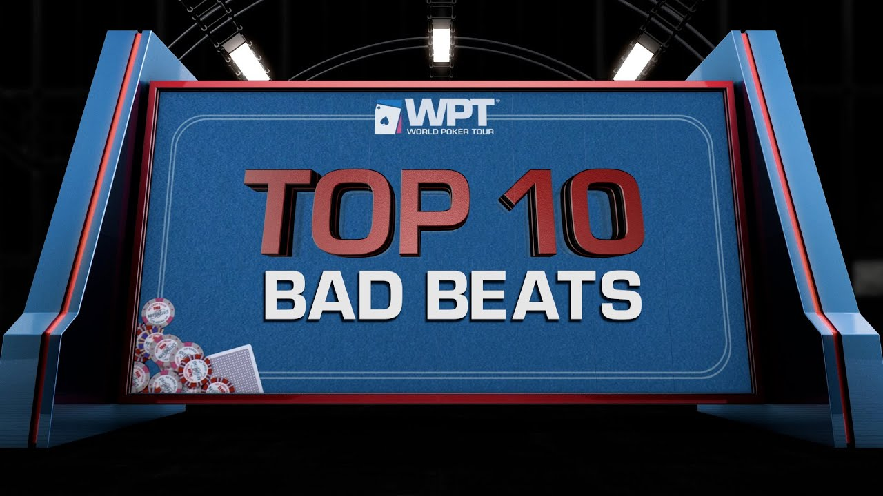 MILLIONS WON AND LOST!!! Watch the Top-10 WPT Bad Beats of All-Time | World Poker Tour