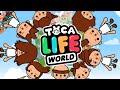 TOCA LIFE WORLD! CRIANDO PERSONAGENS PETER GAMES PETER TOYS