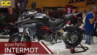 Ducati novità 2017 | INTERMOT 2016