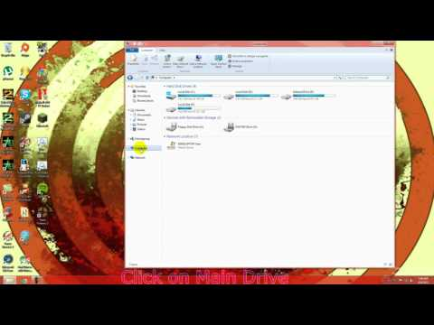 Windows 8 how to open command prompt