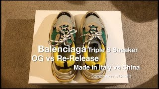 Balenciaga Triple S 36 45 PEWh2Qca3And1ONo3