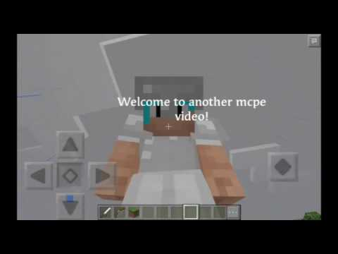How to make a Modern house.Builder for Mcpe